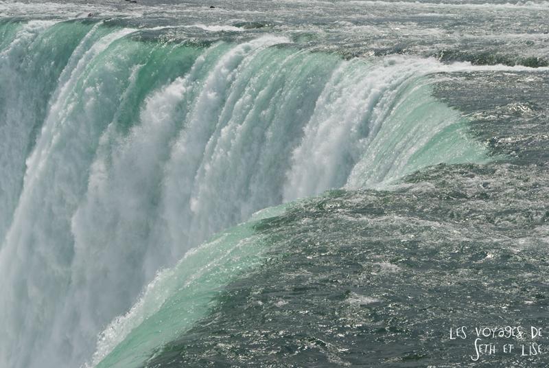 niagara falls chutes ontario canada pvt blog tourisme cascade nature couple cascades chute