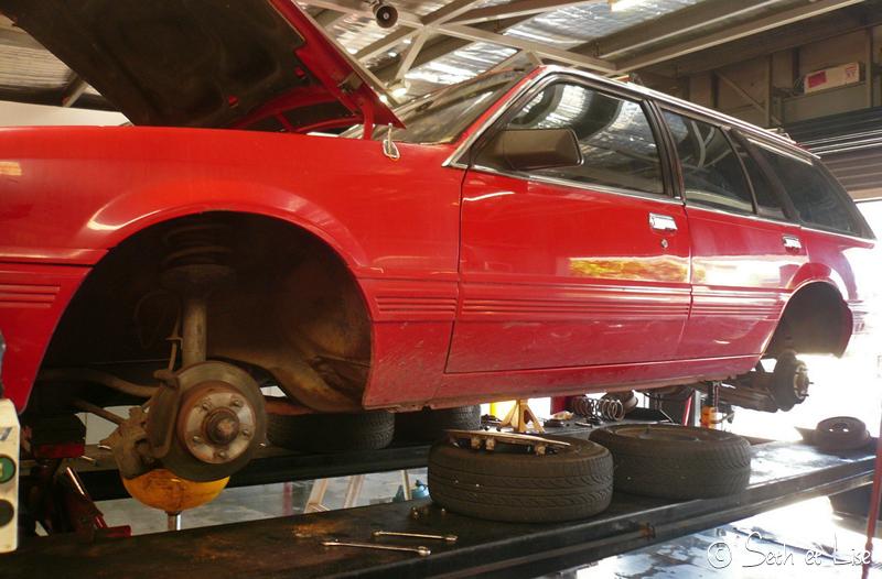 blog voyage conseil road trip aventure roadtrip voiture van garage reparation