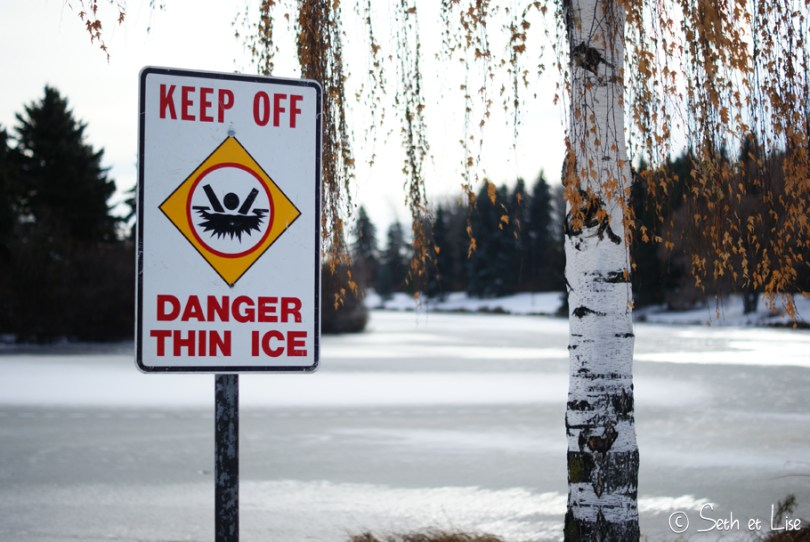 blog canada voyage photo pvt edmonton hiver riviere warning