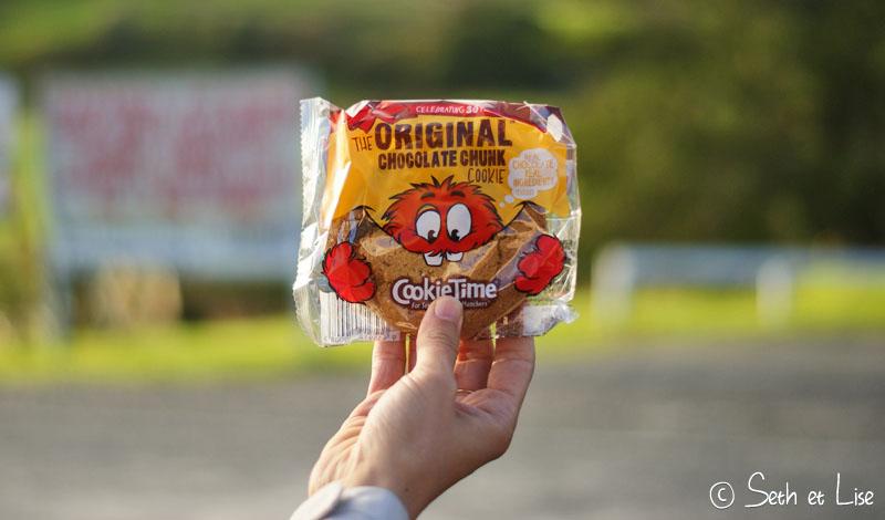 blog whv pvt nouvelle zelande voyage photographie tour du monde couple seth lise tempete cookie