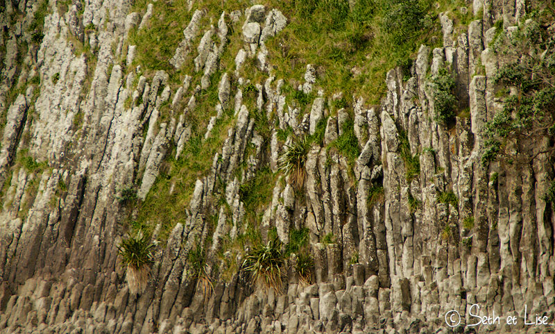blog voyage nz canada photo seth lise whv pvt coromandel beach plage zealande falaise