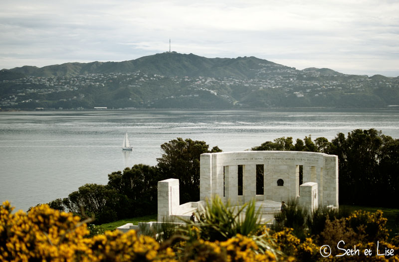 blog voyage nz zelande wellington photo film weta cave memorial miramar