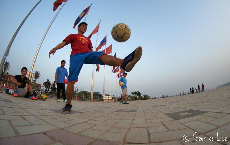 Vientiane, la capitale laotienne tranquille
