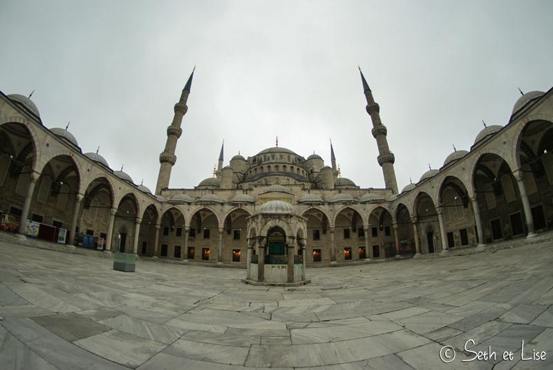 24h à Istanbul... enfin presque