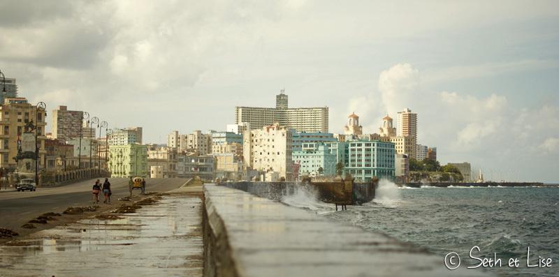 Direction la Havane