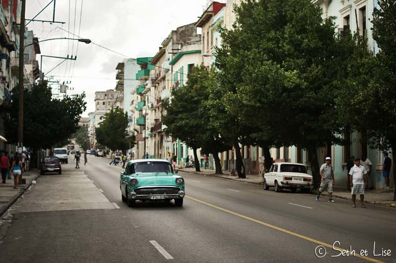 Promenade dans la capitale cubaine