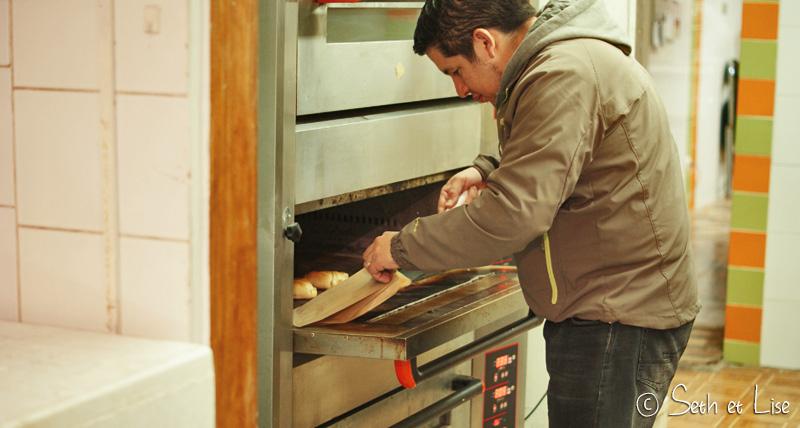 Boulanger empanada