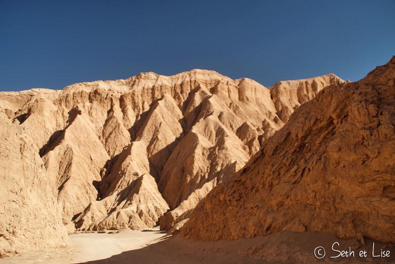 colline vallée de la mort