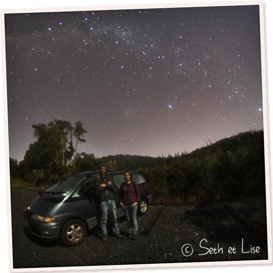 Pendant notre road-trip à petit prix en Nouvelle-Zélande