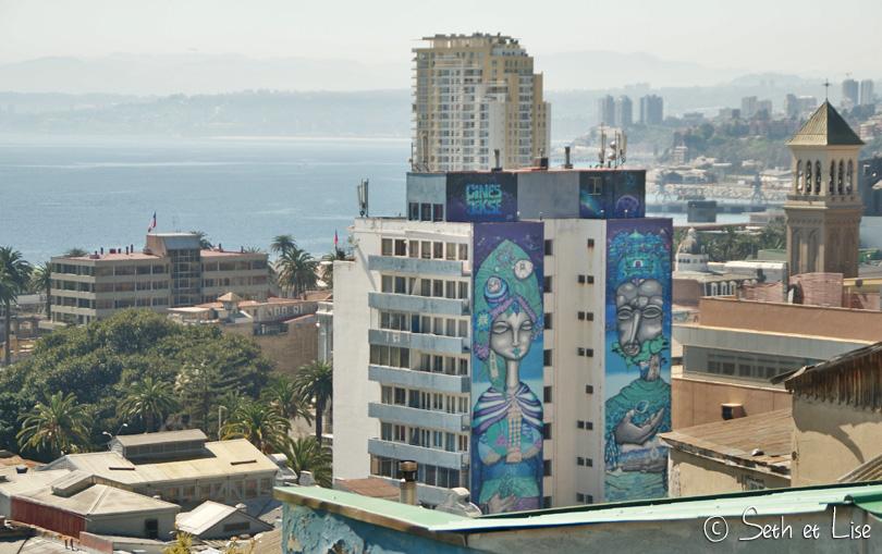 streetart buildiing