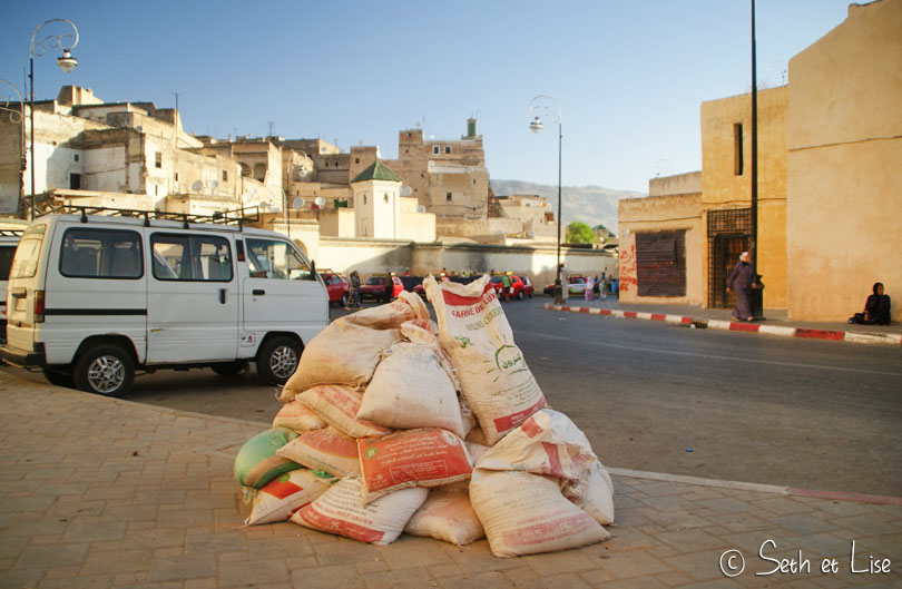ciment fes maroc