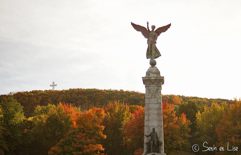 mont royal automne