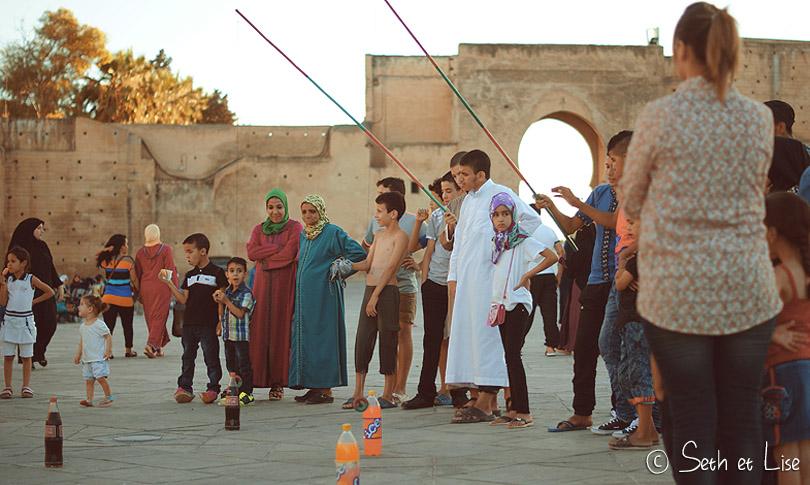 peche ligne place Boudjloud