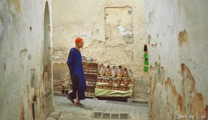 medina fes ruelle