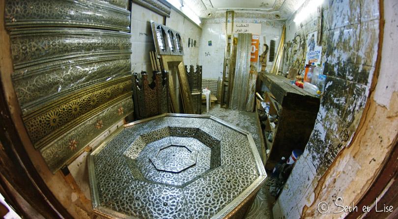 atelier metallurgie fes maroc