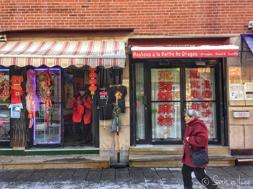 street chinatown montreal