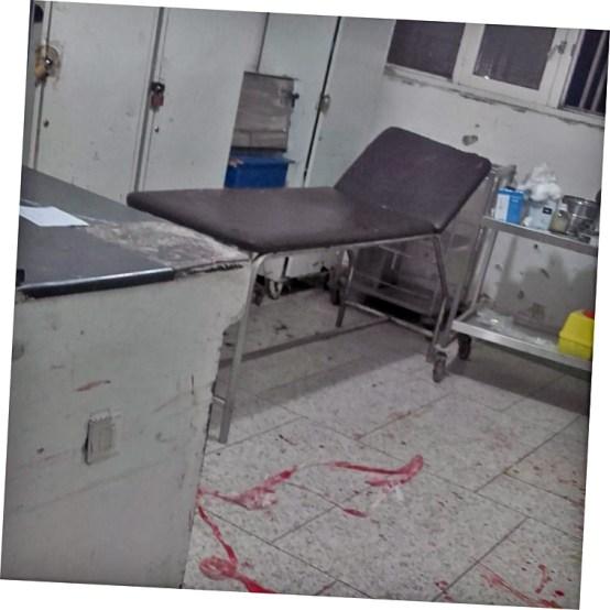 hopital meknès sang