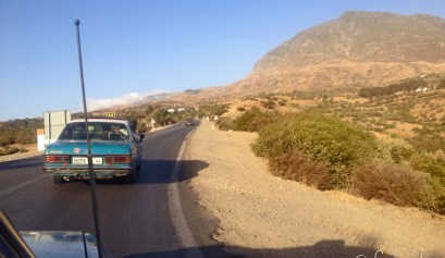 grand taxi tetouan chefchaouen
