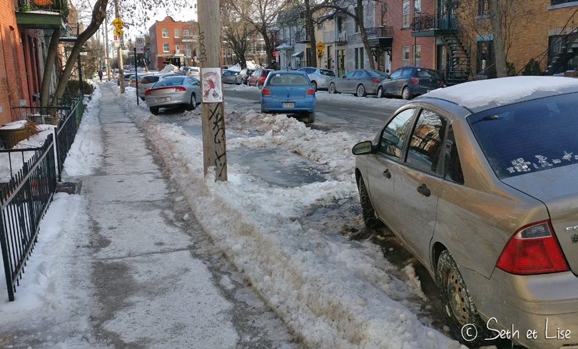 parking hiver montreal