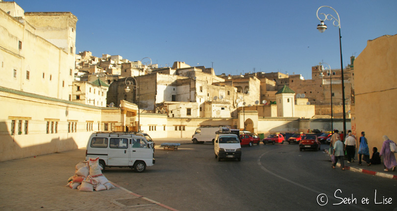 fes matin transports au maroc