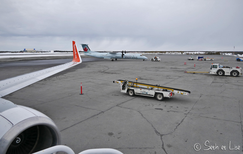 yellowknife airport