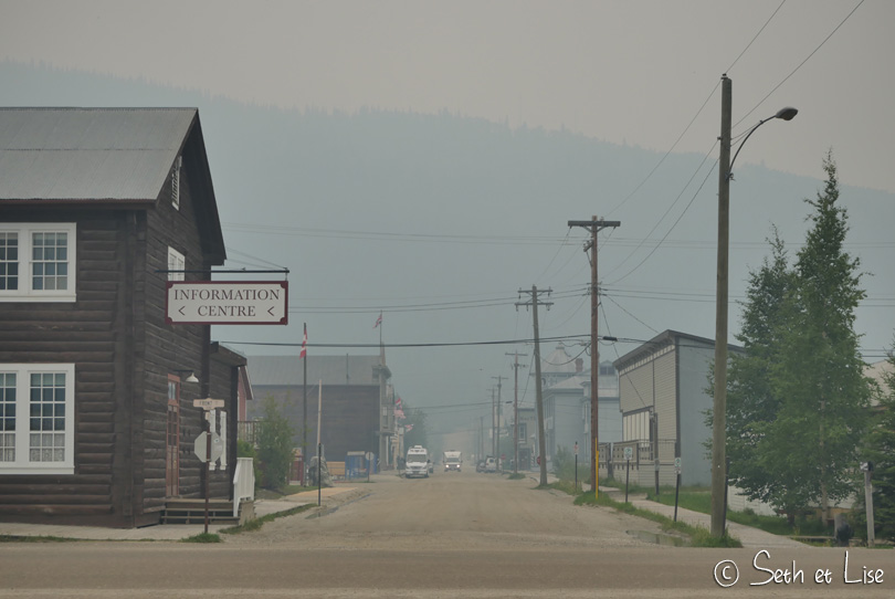 dawson city smoky