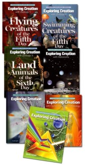 Exploring Creation: Young Explorers Seven Book Set