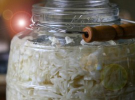 Fermented Sauerkraut copy