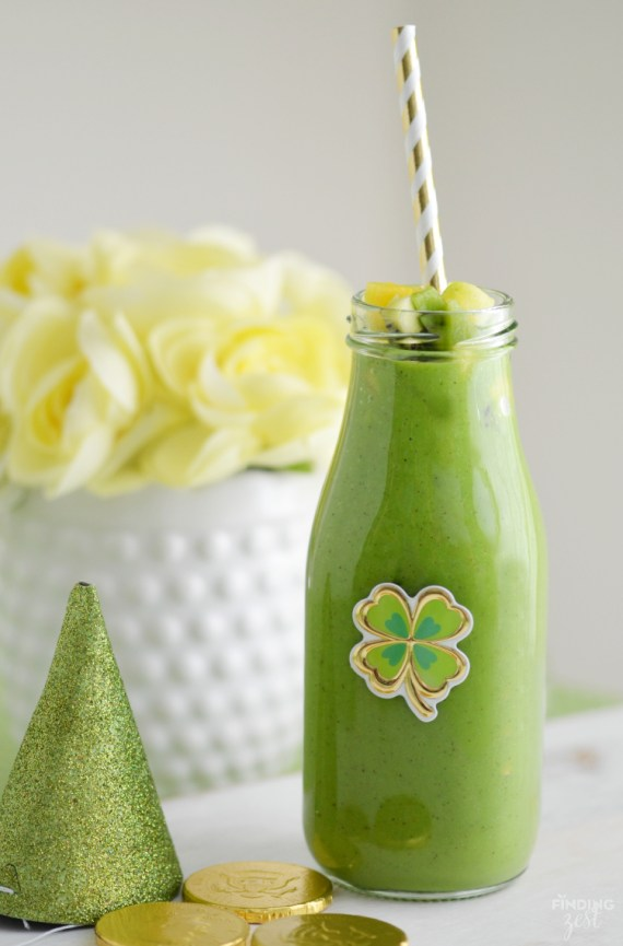 Shamrock-Green-Smoothie