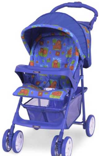 Fingertip Amputations Lead To Graco Stroller Recall