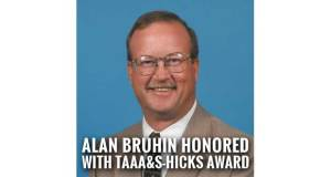 Alan Bruhin, UT Extension director for Sevier County, Wins Institute of Agriculture Award