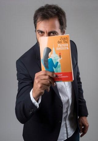 entrevista juan del val libro parece mentira nuria roca fidelidad