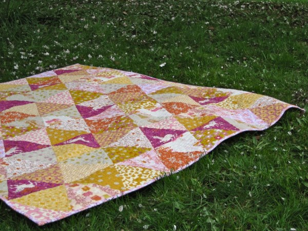 Sewkatiedid/Nicquelle's quilt