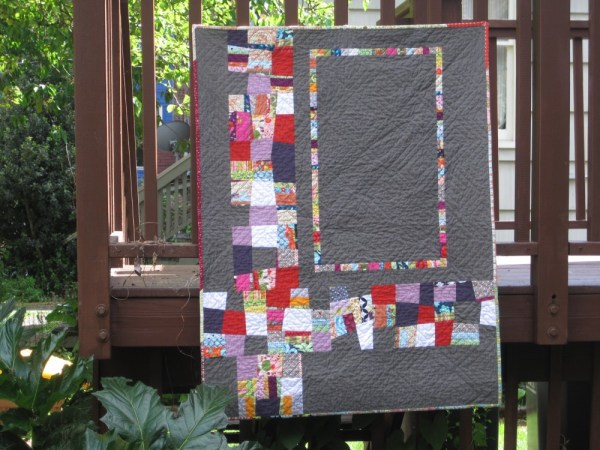 Nine-Patched Quilt/Sewkatiedid