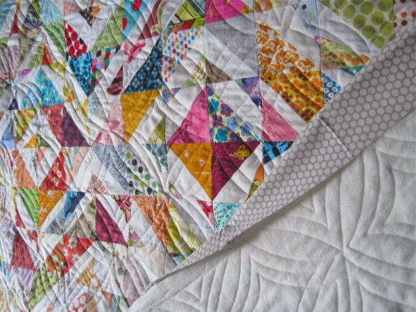 Double Trouble Quilt/Sewkatiedid
