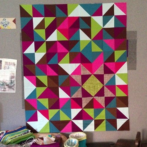 Sew Katie Did/Half Square Star