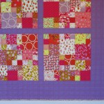 SEW KATIE DID:Garden Plot Magic Number quilt quarter
