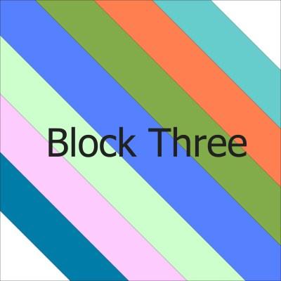 sew katie did   Block3