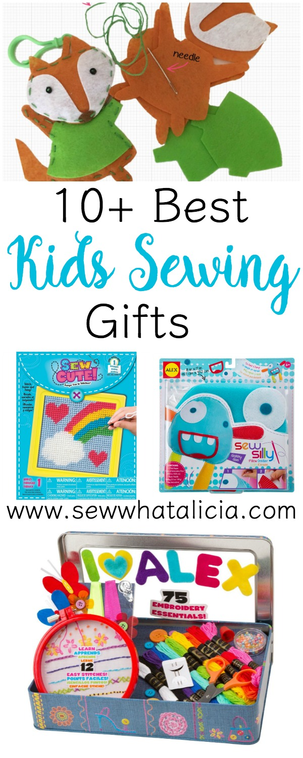 10+ Best Sewing Gifts for Kids | www.sewwhatalicia.com