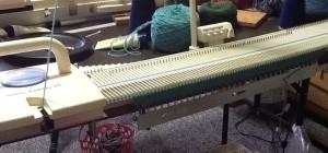 kx350 knitting machine for sale