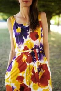 Petite Josette Adelaide dress