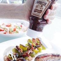 BBQ Chicken Marinade Recipe with Heinz