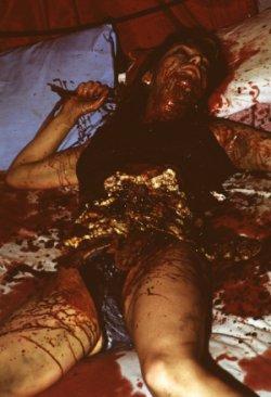 3d hanged women
