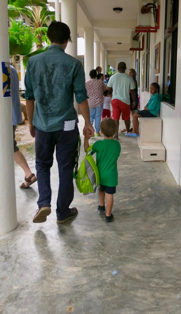 arthur has started school