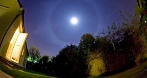 Ay'ın Etrafındaki Dev Çember: Ay Halesi