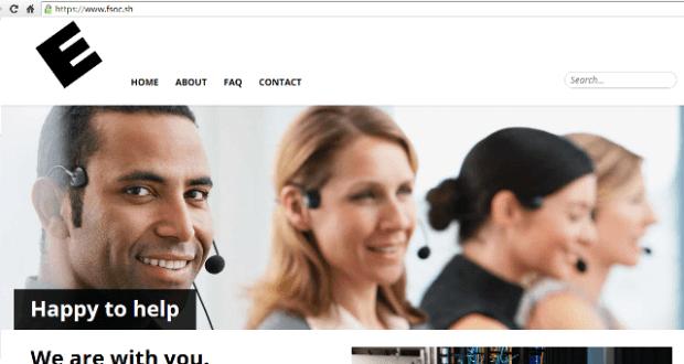 Mr. Robot 2 - E-Corp Web Site