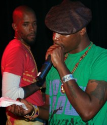 dead prez - Photo: POCC Minister of Information JR