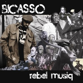 "The cover of Bicasso's ""Rebel Musiq"""