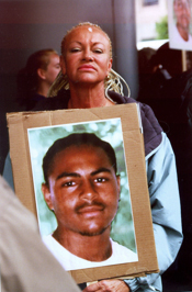 Since her son and only child, Idriss Stelley, was murdered in a hail of police bullets on June 13, 2001, Mesha Irizarry has dedicated her life to sparing more mothers a life of agonizing grief.