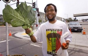 David Roach is the founder of the Oakland International Film Festival and the Mo Betta Food Movement. - Photo: Darryl Bush, AP